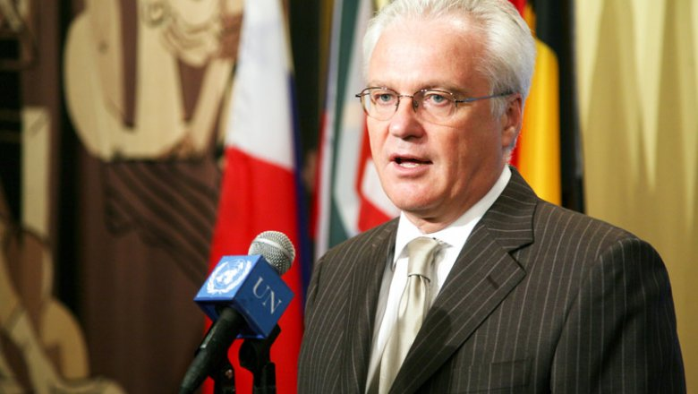 ABC News: Чуркин осадил посла США в ходе заседания Совбеза ООН