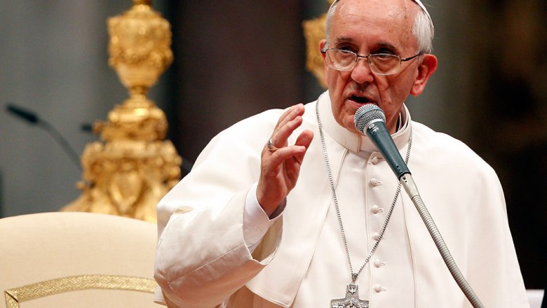 Папа Римский Франциск: Лагеря для беженцев являются концлагерями