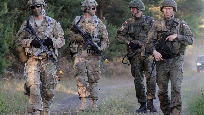 НАТО разместит силы сдерживанияРФ в государствах Балтии кконцу весны последующего 2017