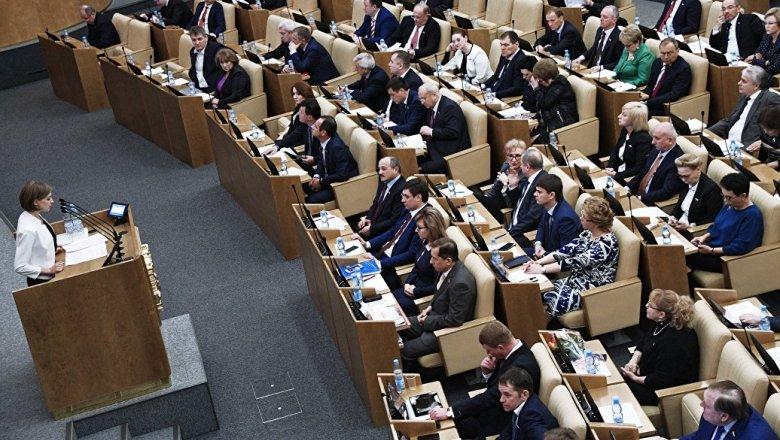 Депутат-банкрот вновь стал лидером Государственной думы РФподоходам