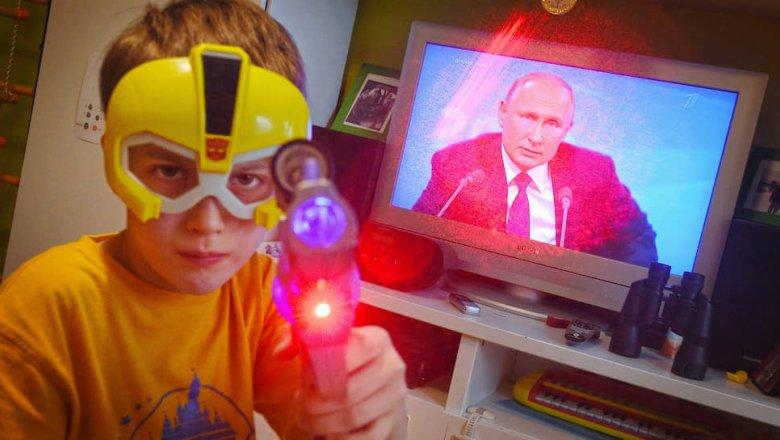 Как проходили большие пресс-конференции Владимира Путина