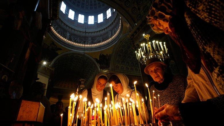 Куда вУфу привезут Благодатный огонь изИерусалима?