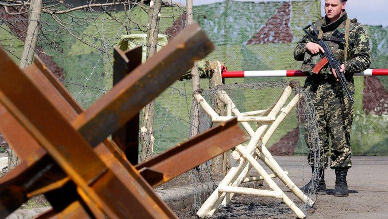 Два украинских пограничника пропали награнице сРоссией