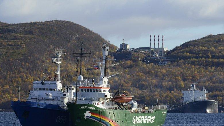 Россию обязали выплатить €5,4 млн в связи с делом Arctic Sunrise