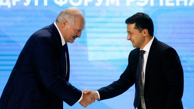 Лукашенко и Зеленский обсудили выдачу Украине бойцов ЧВК Вагнера