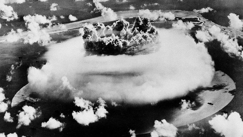 Морская бытие на Бикини расцвела после взрыва 23 ядерных бомб