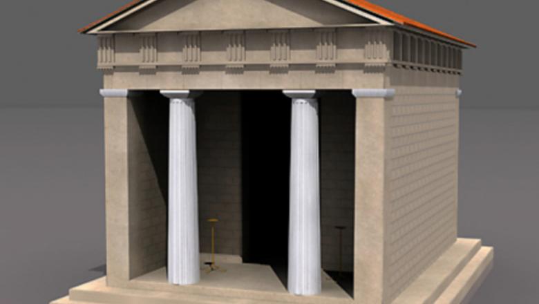 Найден древнейший античный храм на территории России