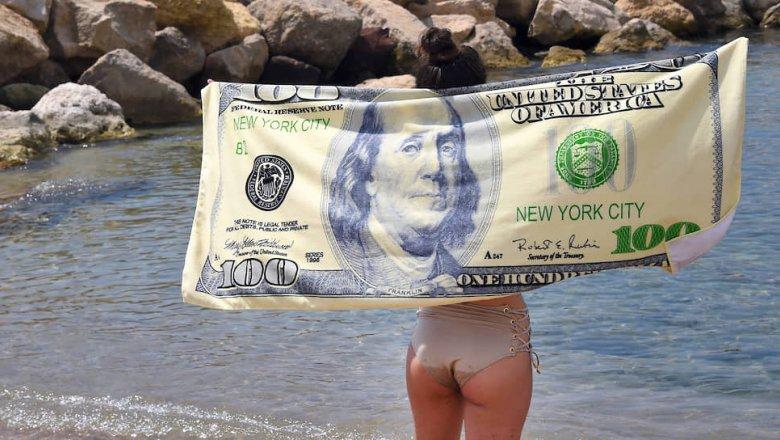 Доллар превысил 67 руб./$ впервые за полгода