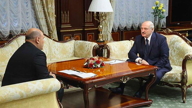 Лукашенко: если бы не Россия, Белоруссии было бы сейчас непросто