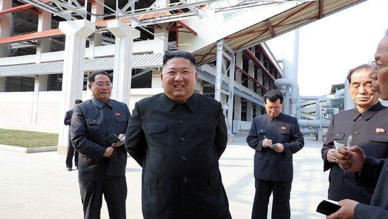 В Северной Корее рассказали о работе Ким Чен Ына без выходных и сна
