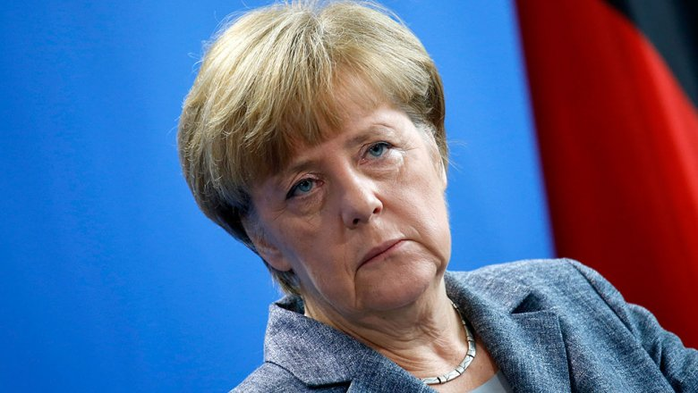 Ангела Меркель выступила задвойную стратегию вотношении Российской Федерации