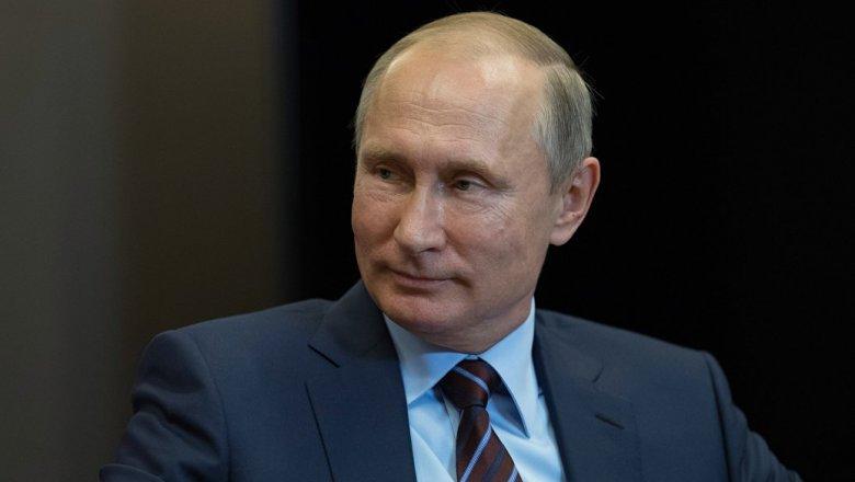 Путин встретился сКуйвашевым иРешетниковым