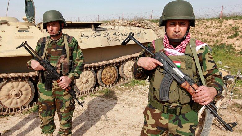 Сирийские курды готовятся коперации поосвобождению Ракки