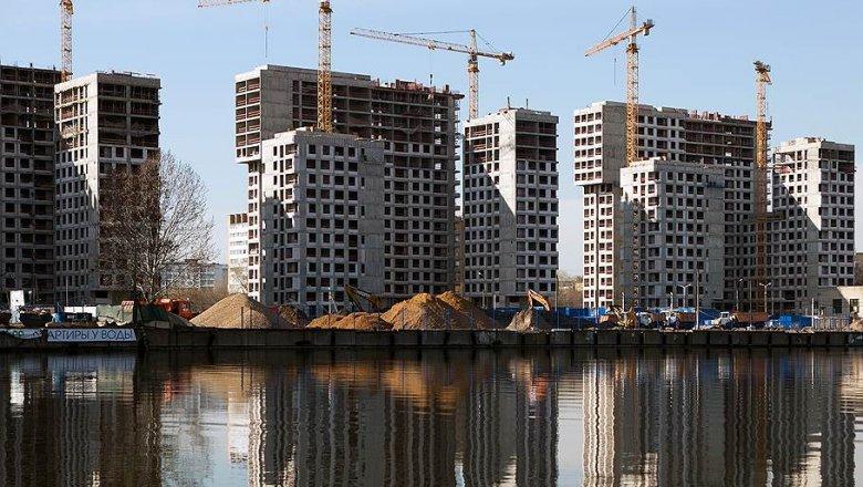 В российской столице 60% выстроенных домов несдано всрок