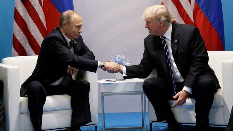 WSJ: администрация США обсуждает возможность организации встречи Трампа и Путина