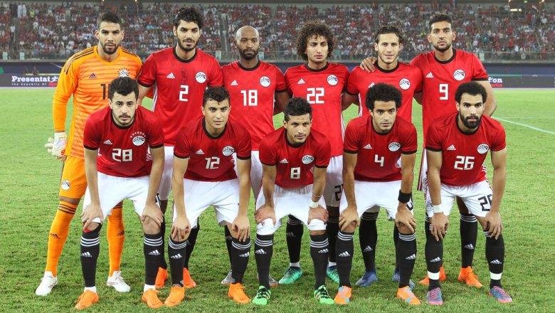 Сборная Египта сыграла вничью с Колумбией в товарищеском матче