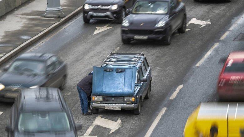Автотранспорту определят пенсионный возраст