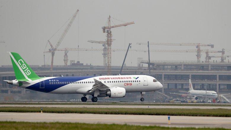 Китай поднял в воздух конкурента МС-21, Airbus и Boeing