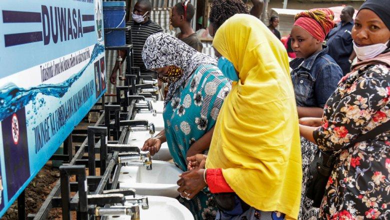 В Танзании решили не вакцинировать граждан от COVID-19
