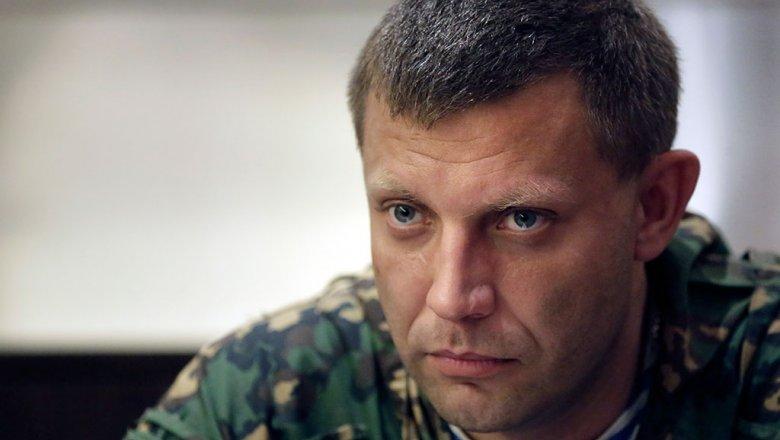 После смерти «Моторолы» Захарченко записал видеобращение с опасностями вадрес государства Украины