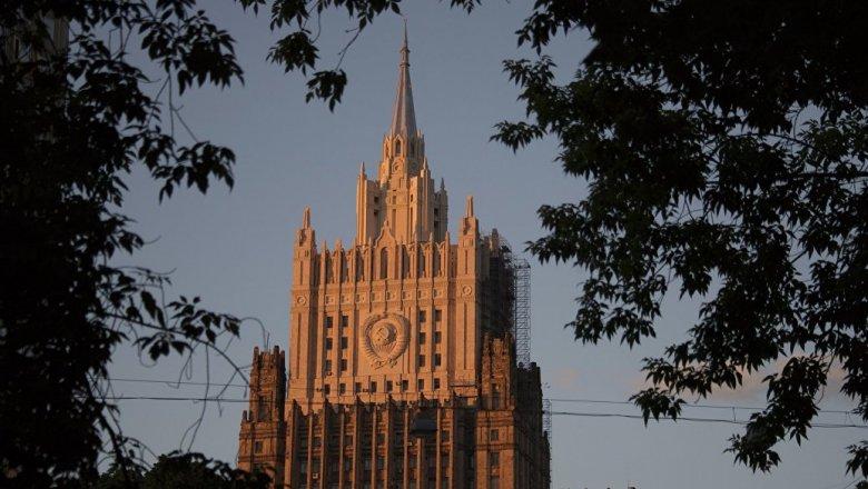 Вашингтон непредоставил российской столице данные околичестве служащих дипмиссий США в РФ