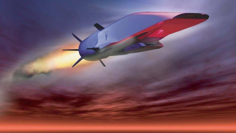Пентагон подчеркивает USD 1 млрд наразработку гиперзвуковой ракеты