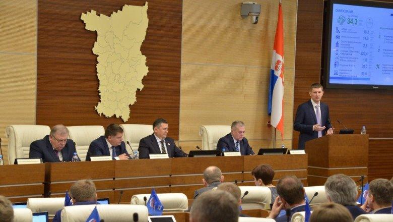 Министерство финансового развития Прикамья возглавил Максим Колесников
