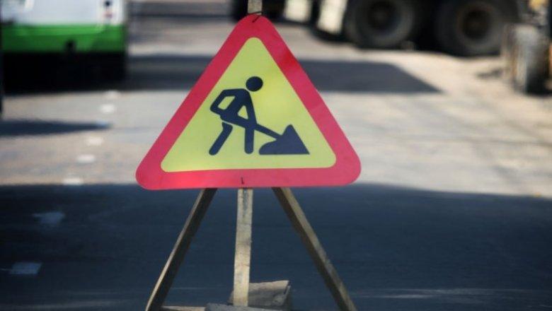 Движение транспорта ограничат по улице Красный Путь в Иркутске до 1 июля