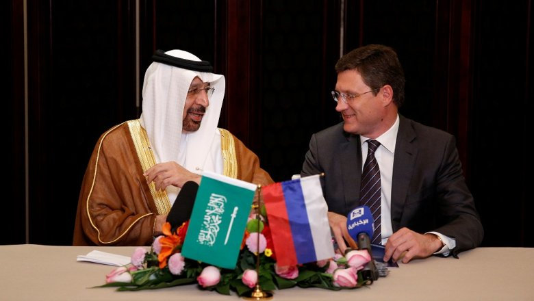 Нефть подросла вцене после заявления РФ иСаудовской Аравии