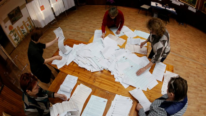 Все врио и действующие главы регионов побеждают на выборах в субъектах РФ