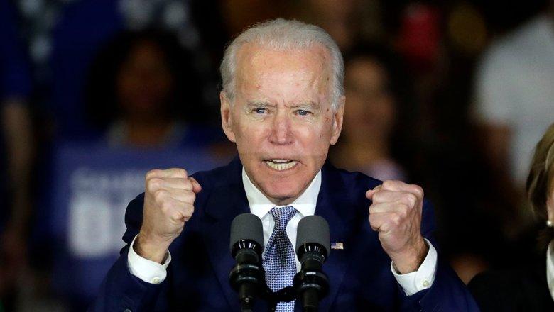 Байден предложил улучшить систему снабжения США путем ограничения импорта из России