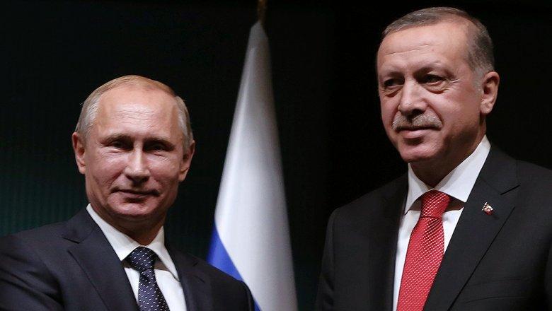 Эрдоган объяснил Путину свое заявление по Сирии – Ушаков