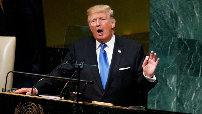 Трамп порекомендовал Сенату утвердить Помпео новым госсекретарем США