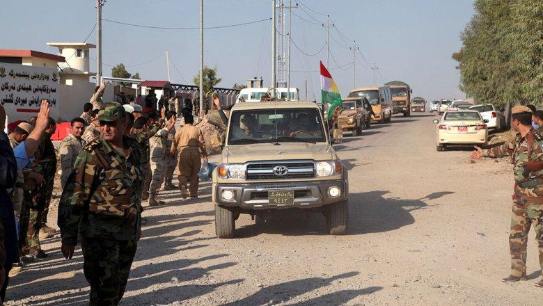 Около 40 человек погибли в итоге двойного взрыва вБагдаде