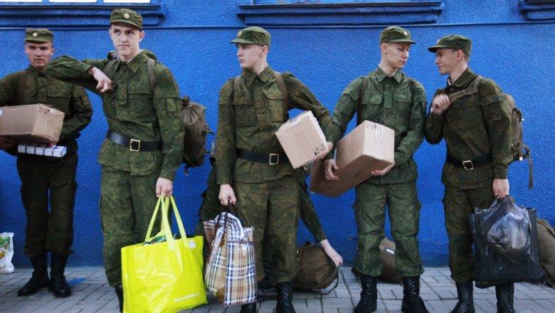 В Российской Федерации уменьшилось число призывников надесятки тыс.