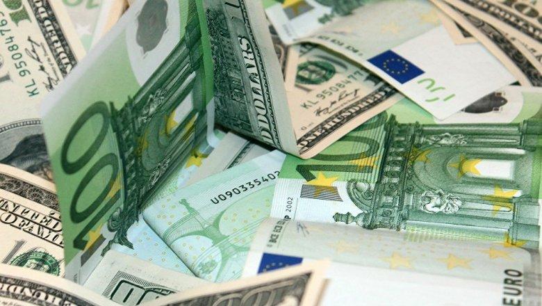 Доллар упал доминимума запоследние 3 года