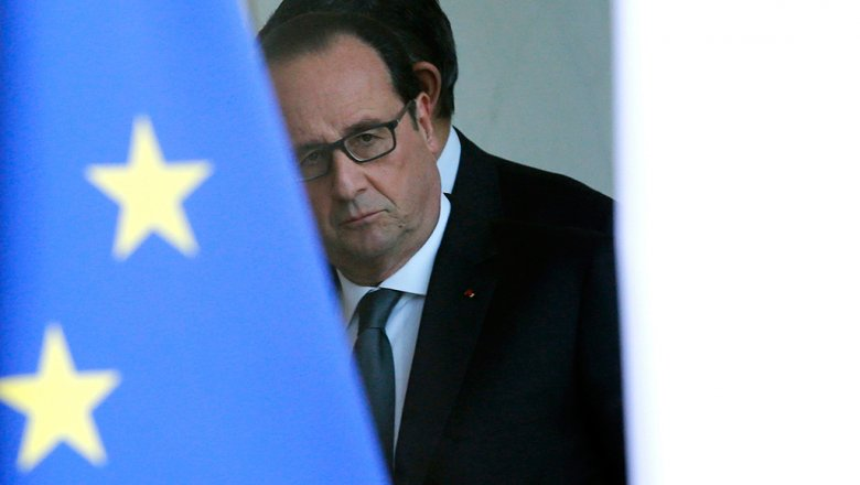 Французы верят впобеду Макрона, однако невулучшение жизни при нем