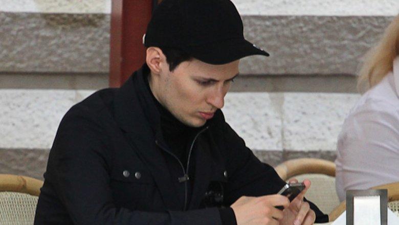 Дуров: Telegram не выдаст ключи шифрования третьим лицам