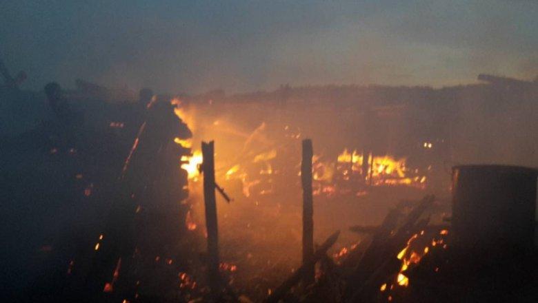 Жительница Татарстана погибла отудара молнии водворе своего дома