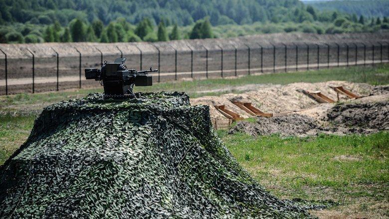 На Украине отсрочили строительство «Стены» на границе с Россией до 2025 года