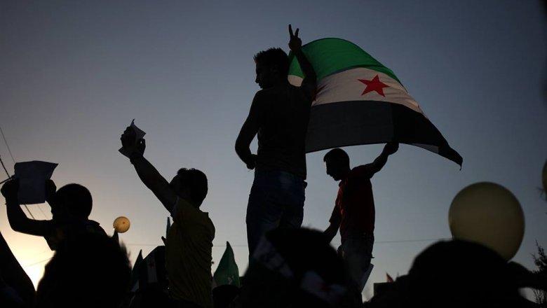Вооруженная сирийская оппозиция согласилась научастие впереговорах вАстане