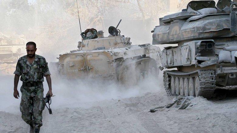 Картинки по запросу США и коалиция нанесли удар по позициям армии Сирии