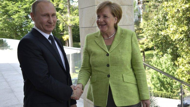 Меркель: Российская Федерация является конструктивным партнером ворганизации G20
