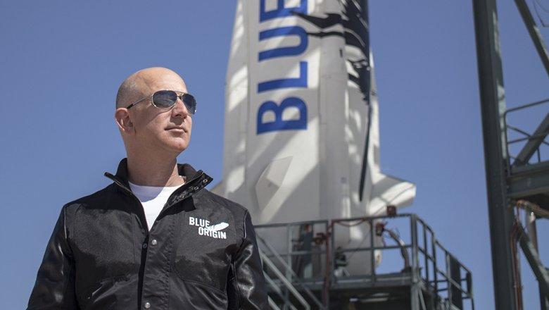 Уруководителя Amazon Джеффа Безоса есть планы поколонизации Луны