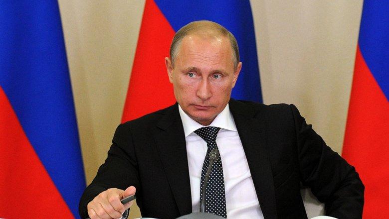 Путин поблагодарил руководство за 5 лет работы