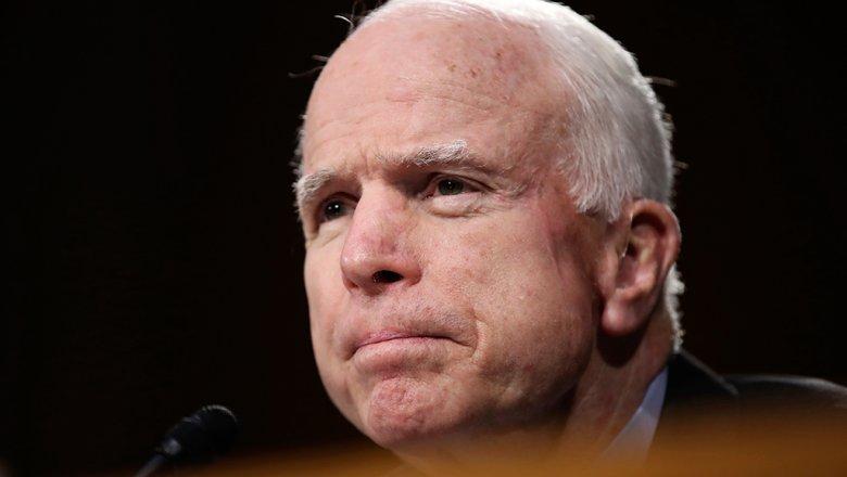 У Джона Маккейна диагностировали опухоль мозга