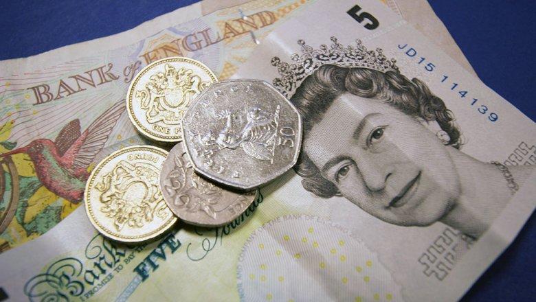 Британский фунт упал доминимума за31 год