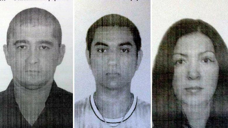 Появились фото подозреваемых в убийстве жительницы Екатеринбурга