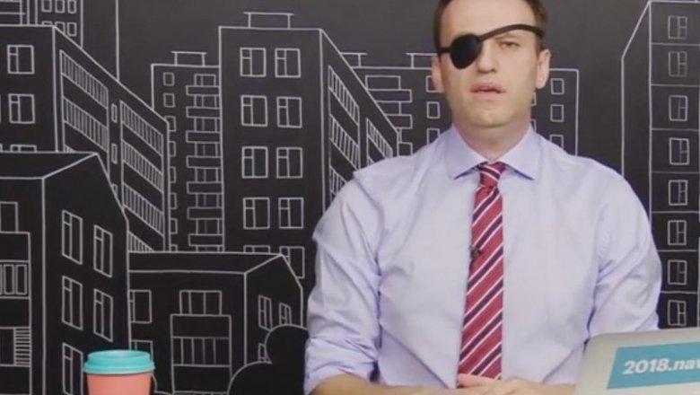 Соратник Навального винит провластные СМИ враспространении иллюстрации сраскрашенной Родиной-Матерью