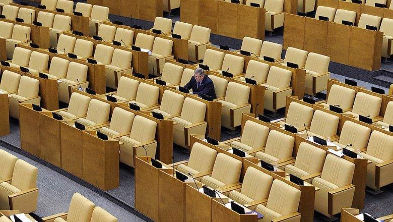 ЕРпредлагает запретить голосование вДуме подоверенности